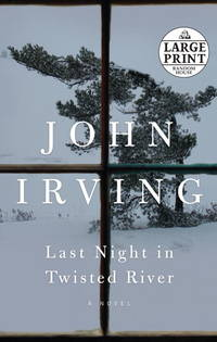 image of Last Night in Twisted River: A Novel (Random House Large Print)