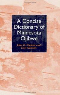 image of Concise Dictionary of Minnesota Ojibwe