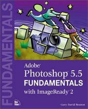 Adobe(R) Photoshop(R) 5.5 Fundamentals with ImageReady 2