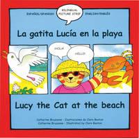Lucy Catsp Beach La Gatita Lucia