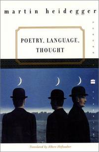 Poetry, Language, Thought