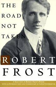 The Road Not Taken (Owl Books) by  Robert Frost - Paperback - from HawkingBooks and Biblio.com