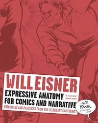 image of Expressive Anatomy for Comics and Narrative: Principles and Practices from the Legendary Cartoonist