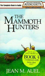 image of The Mammoth Hunters (Bookcassette(r) Edition)