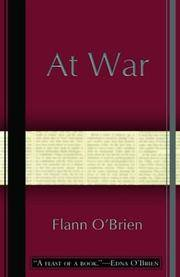 At War (Lannan Selection) by  Flann O'Brien - Paperback - Illustrated - 2004-01-01 - from Richard J Park, Bookseller (SKU: MC5-190)