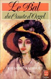 Le Bal Du Comte D\'Orgel