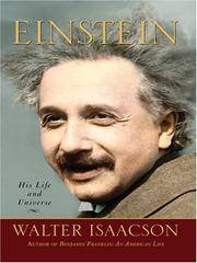 image of Einstein: His Life and His Universe (Thorndike Nonfiction)