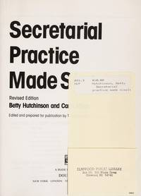 Secretarial Practice Made Simple- Revis