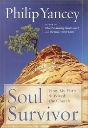 image of Soul Survivor: How My Faith Survived the Church (Random House Large Print)