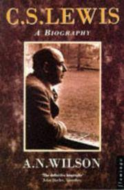 C.S.Lewis : A Biography (Flamingo) by  A.N Wilson - Paperback - 1991 - from preownedcdsdvdsgames (SKU: 1101-D-0011)