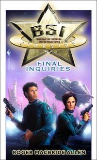 BSI: Starside - Final Inquiries