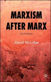 Marxism After Marx, Fourth Edition
