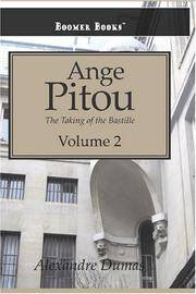 image of Ange Pitou: The Taking of the Bastille. Vol. 2
