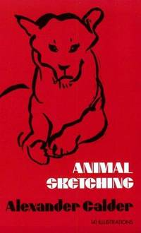image of Animal Sketching (Dover Art Instruction)