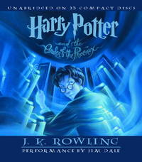 Harry Potter and the Order of the Phoenix (Book 5) by J.K. Rowling - 2003-03-05 - from Books Express and Biblio.com