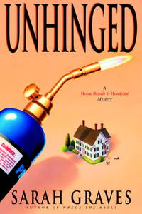 Unhinged : A Home Repair Is Homicide Mystery