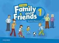 Family And Friends: Level 1: Teacher's Resource Pack - Used Books