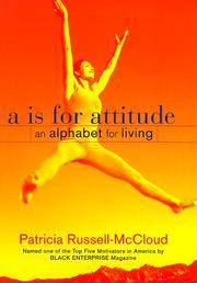 image of A IS FOR ATTITUDE  an Alphabet for Living