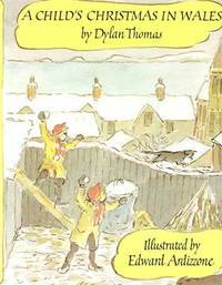 image of A Childs Christmas in Wales (Godine Storyteller)