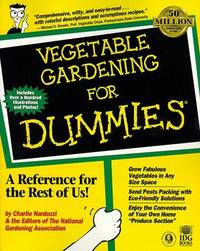 Vegetable Gardening for Dummies.