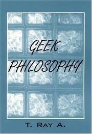 Geek Philosophy