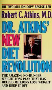 image of Dr. Atkins' New Diet Revolution
