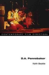 D.A. Pennebaker by Keith Beattie