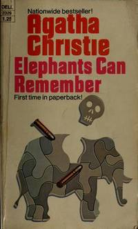 Elephants Can Remember by Agatha Christie - 1976-10-01