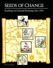 Seeds of Change: Readings on Cultural Exchange After 1492