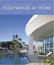 Architectural Digest -- Hollywood At Home
