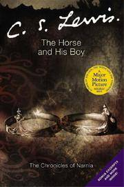 image of Horse and His Boy (Chronicles of Narnia S.)