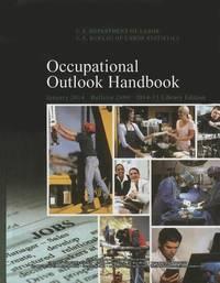 Occupational Outlook Handbook 2014-15 (Occupational Ooutlook Handbook (G P O))