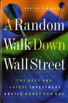 image of A Random Walk Down Wall Street: The Best and Latest Investment Advice Money Can Buy (Sixth Edition)