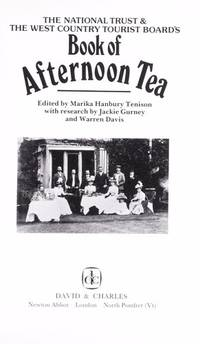 book of afternoon tea