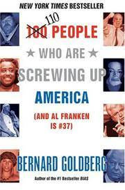 110 People Who Are Screwing Up America