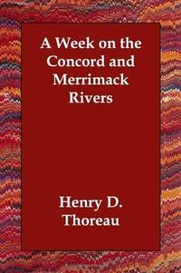 image of A Week on the Concord and Merrimack Rivers