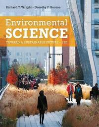 image of Environmental Science: Toward a Sustainable Future Plus MasteringEnvironmentalScience with eText -- Access Card Package (12th Edition)