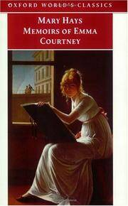 image of Memoirs of Emma Courtney (Oxford World's Classics)