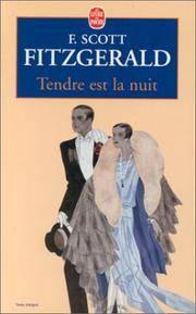 image of Tendre est la nuit [Poche] by Fitzgerald, F. Scott