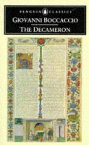 The Decameron: Second Edition (Penguin Classics)