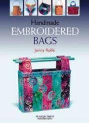 Handmade Embroidered Bags