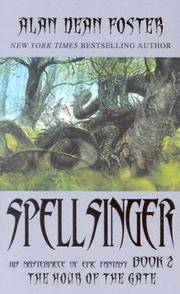 Spellsinger: Book 2: The Hour of The Gate (The Spellsinger Saga)