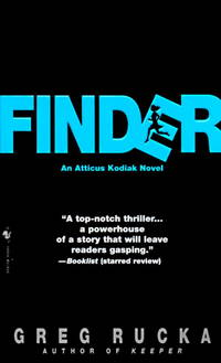 Finder (Atticus Kodiak)