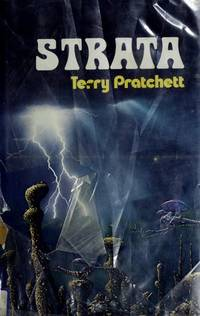 Strata by  Terry Pratchett - First Edition Thus; First Printing - 1981 - from Leather Stalking Books and Biblio.com