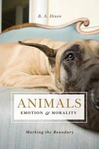 Animals: Emotion & Morality, Marking the Boundary