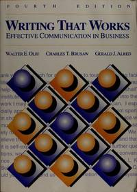 Writing that works: Effective communication in business