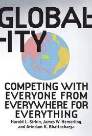 Globality: competing with Everyone form Everywhere for Everything