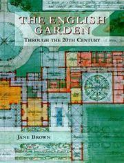 The English Garden through the 20th Century