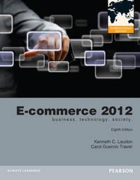 E-Commerce 2012