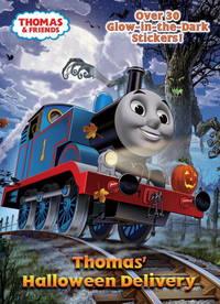 Thomas' Halloween Delivery